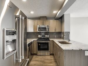 Stacked Townhouse *New* in Crystallina Nera with Garage!