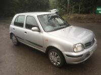 Nissan Micra 1.0 16v SE IDEAL FOR EXPORT
