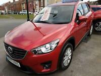 2017 Mazda CX-5 2.2d SE-L Lux Nav 5dr (FULL LEATHER+SAT NAV) Estate Diesel Manua