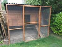 Chicken coup / walk in pen / house - Now SOLD