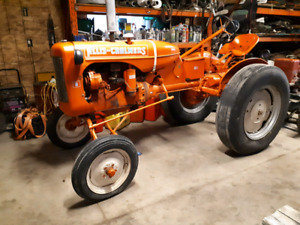 Allis Chalmers B Tractor