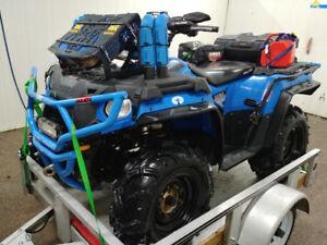 Mud and Trail Ready!! 2016 Polaris 450HO