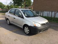 2004 toyota echo automatique air climatisee