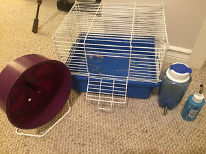 OBO Small Cage With Accessories