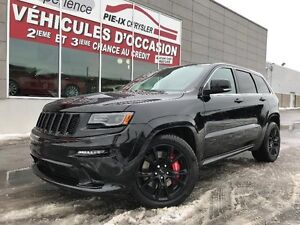 Jeep Grand Cherokee 4WD 4dr SRT+WOW!+DVD! 2015