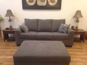 Brand new sofa with bed