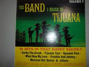 Los Norte Americanos-The Band I heard in Tijuana Vol.2 Somerset