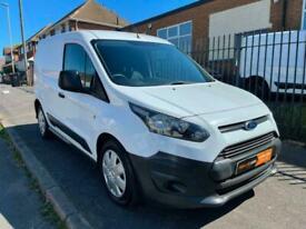 2016 16 Ford Transit Connect 1.6 TDCI Euro 5 75PS SWB L1 Short White Van NO VAT