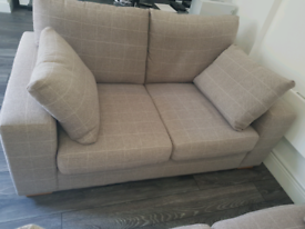 NEXT 2 Seater fabric Sofa - Excellent Condition