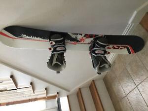 Board/Bindings/Boots