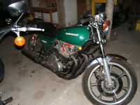 Wanted old 900 or 1000 Kawasaki or parts bikes
