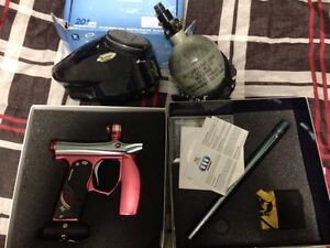Trade paintball package
