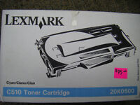 New un-opened Toner Cartridges for sale (various brands )