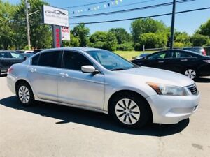 Honda Accord Sdn Lx-Automatic-4 Cyl-Groupe Electrique 2008