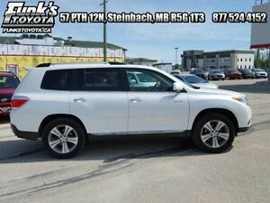 2011 Toyota Highlander Limited  AWD  - Certified - Low Mileage