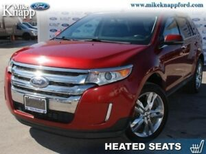 2013 Ford Edge Limited  - Leather Seats -  Bluetooth