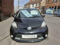 TOYOTA AYGO MODE , LOW MILES 45,000 1 OWNER , FREE ROAD TAX , 2 KEYS