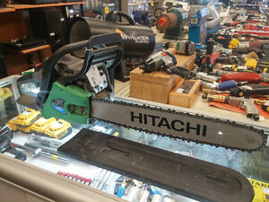 STIHL / HITACHI / HUSQVARNA CHAINSAWS FOR SALE!