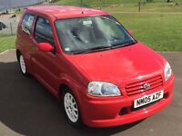 Suzuki Ignis 1.5 sport VVTS 2005 with 12 months mot and 6 months extendable Warranty