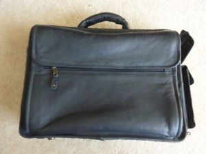 Leather Briefcase/Laptop Bag Brand New