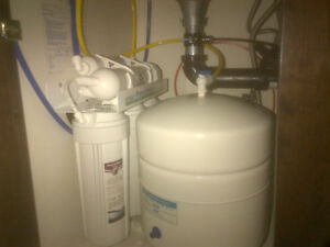 Reduce Arsenic, Lead, sodium and much more with Reverse Osmosis