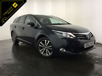 2012 62 TOYOTA AVENSIS TR D-4D DIESEL 1 OWNER SERVICE HISTORY FINANCE PX