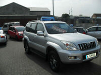 Toyota Land Cruiser 3.0 D-4D LC3, ** 8 SEATER **