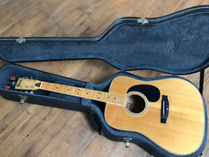Ibanez Concord Acoustic Guitar - Mid 70's