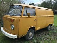 Volkswagen T2 - 1976