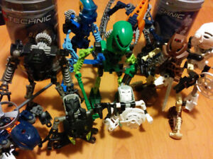 LEGO Bionicle collection