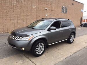 NISSAN MURANO 2007 ** TOIT OUVRANT & CAMERA RECUL **