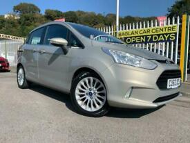 image for 2013 Ford B-MAX 1.0T EcoBoost Titanium (s/s) 5dr (EU5) MPV Petrol Manual