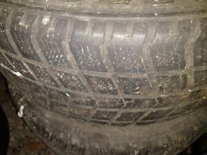 205/55/16 Nexen euro-win550 wheels
