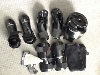 Sparing gear