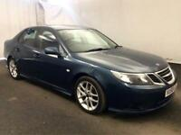 SAAB 9-3 1.9TiD VECTOR SPORT 2008..MOT..LEATHER..HISTORY..LOOKS+DRIVES GOOD