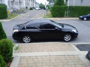 Nissan Altima 2008 2.5 SL