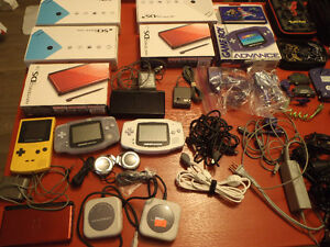 handheld games for PSP AND NINTENDO & nintendo systems!