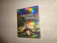 The Vampire Diaries BLU-RAY - Complete FIRST Season *SEALED*