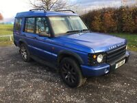 2003 DISCOVERY TD5 ES AUTO