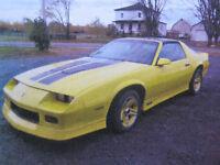 1984 Chevrolet Camaro Coupé (2 portes)
