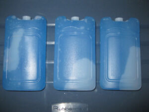 3 ***BRAND NEW***RE-USABLE ICE PACKS