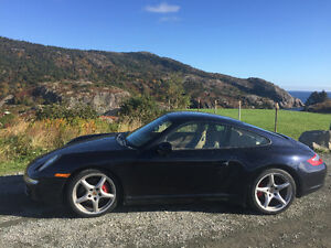 2006 Porsche 911 Carrera 4S Coupe