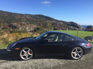 2006 Porsche 911 Carrera 4S Coupe