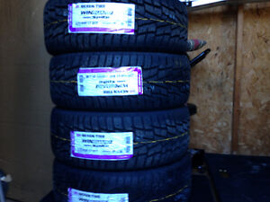Nexen Winguard  ice tires