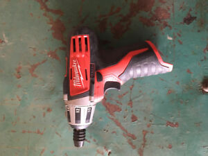 "MILWAUKEE  M12™ 1/4"" Hex Screwdriver (Tool Only)"
