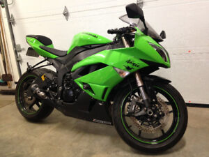 Zx6r 2009 - Sell or trade