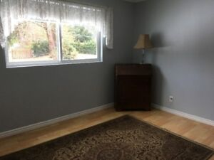 Spacious room in quiet home on 1/2 acre