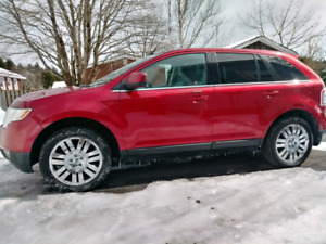 2008 Ford edge limited awd leather, remote start