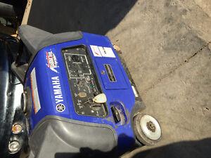 Yamaha 3000 inverter generator