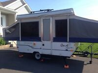 Tente roulotte Quest by Jayco 2003